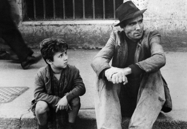 BICYCLE THIEVES (1948) to Open Klasikoa, Restored Classic Program at San Sebastian Film Festival
