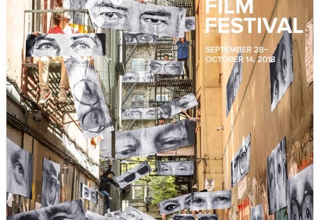 New York Film Festival Unveils Official 2018 Poster