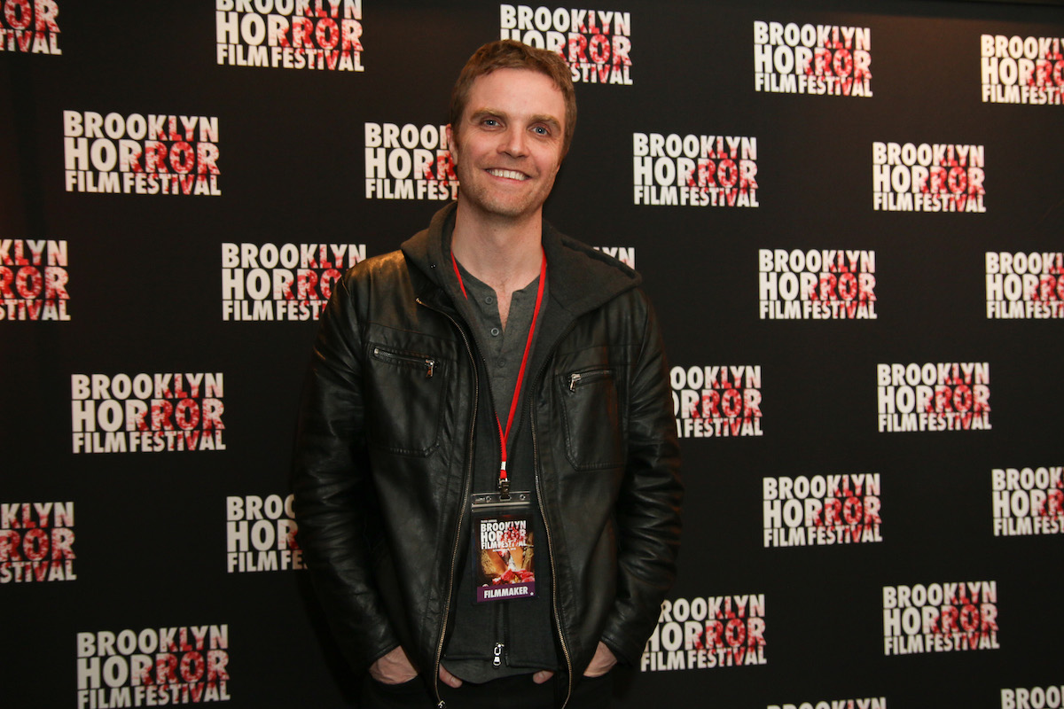Perry Blackshear, Best Director winner for THE RUSALKA - 2018 Brooklyn Horror Film Festival Awards