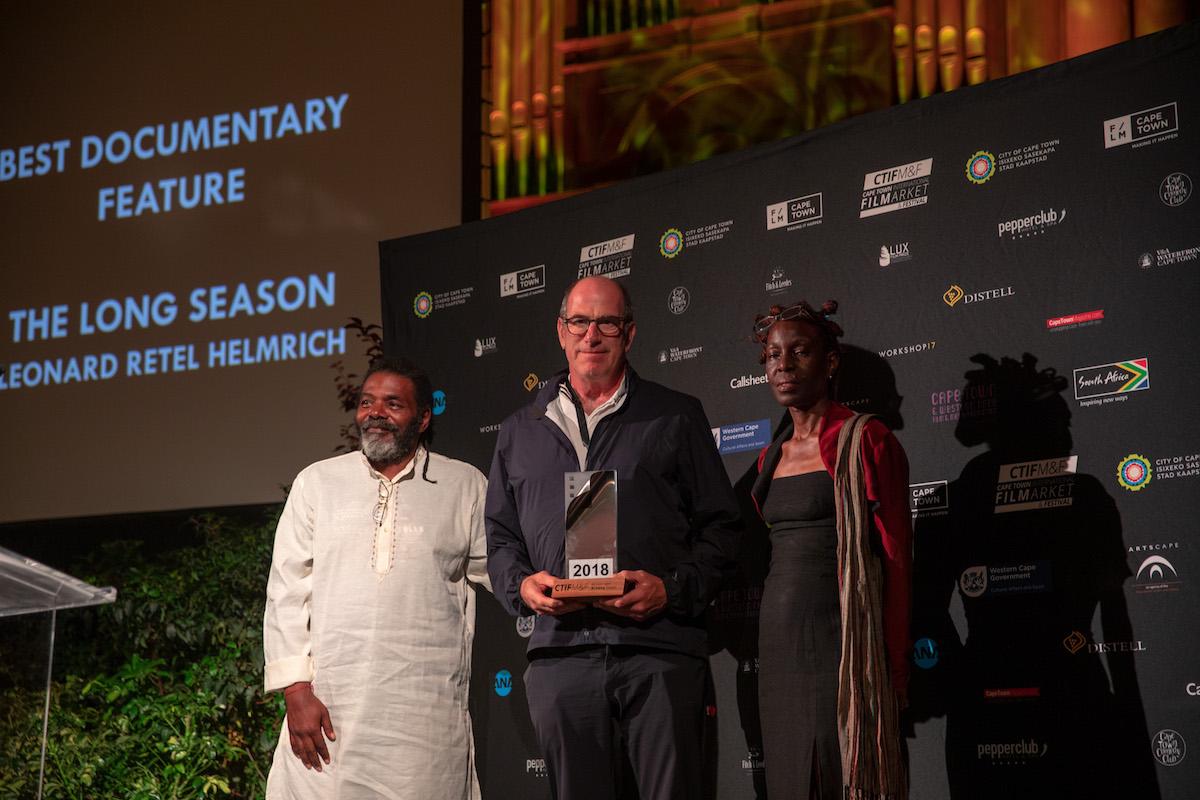 2018 Cape Town International Film Festival Winners Awards