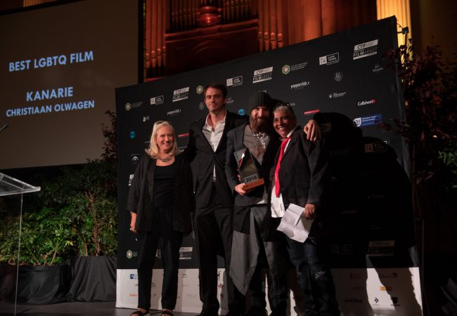 DOGMAN Wins Top Awards at 2018 Cape Town International Film Festival