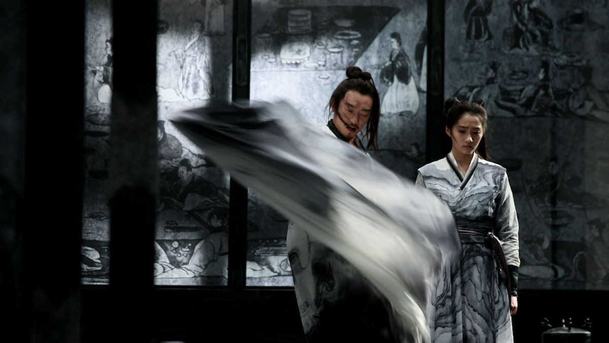 Shadow, Zhang Yimou