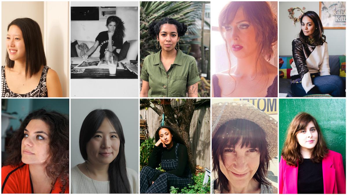 2018 THROUGH HER LENS: The Tribeca Chanel Women's Filmmaker Program.