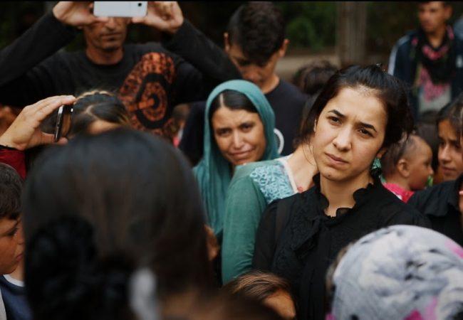 Nadia Murad in ON HER SHOULDERS