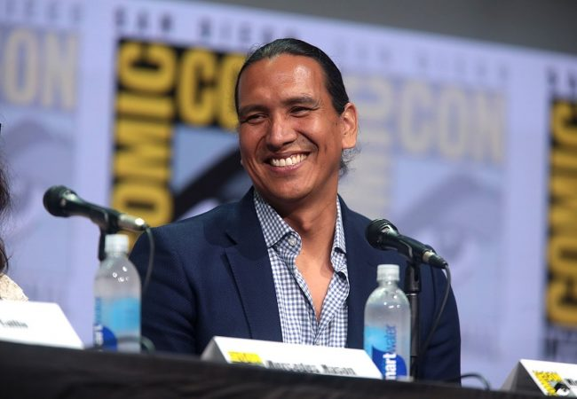 Actor Michael Greyeyes to Receive August Schellenberg Award of Excellence