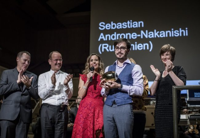 Romanian Composer Sebastian Androne-Nakanishi Wins International Film Music Competition