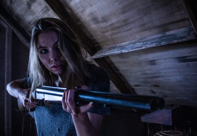 Horror Thriller THE SHED from SAW Producer Peter Block, Reveals First-Look Images