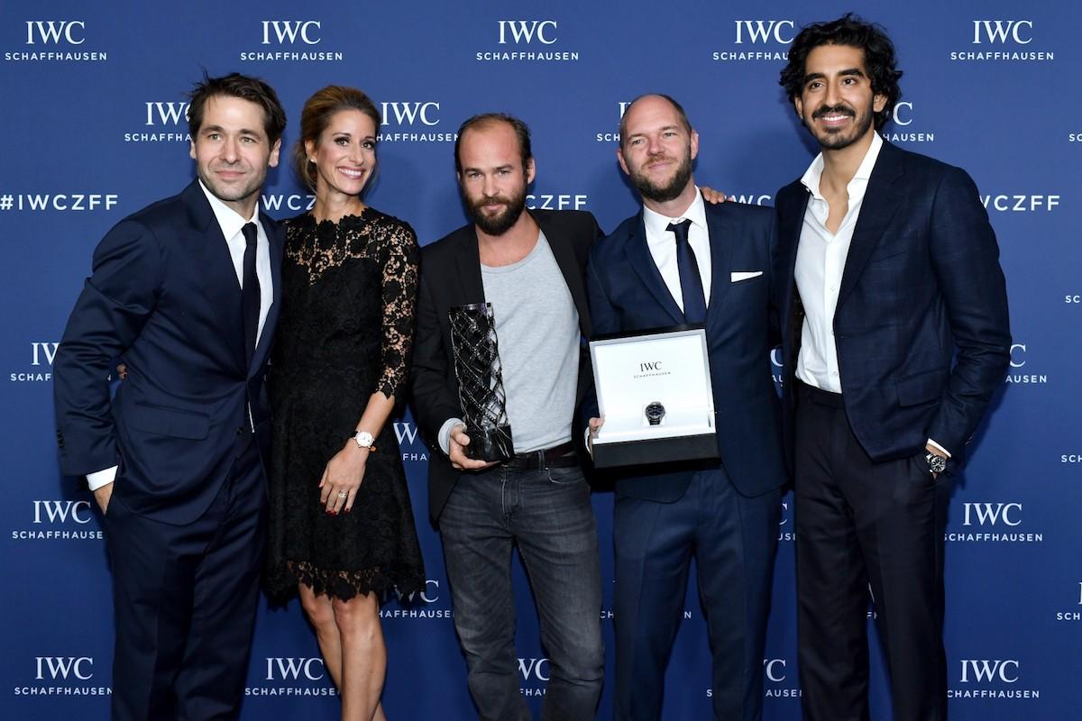 BEAST Director Lorenz Merz and Producer Simon Hesse Win Filmmaker Award at Zurich Film Festival