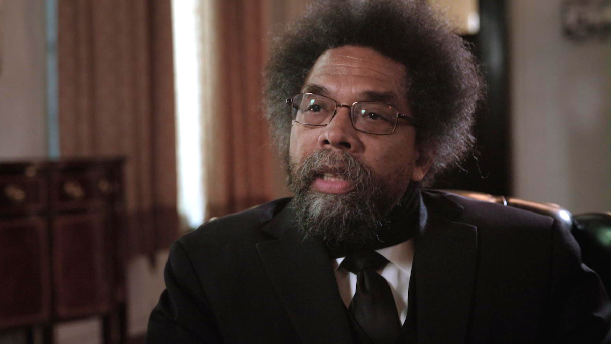Cornel West in What is Democracy?