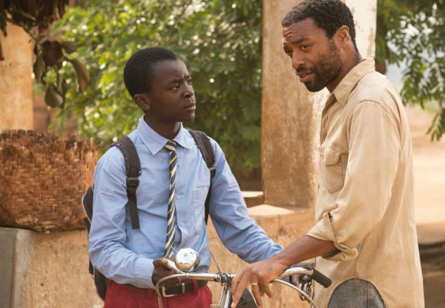 Neflix to Release Chiwetel Ejiofor's Directorial Debut THE BOY WHO HARNESSED THE WIND