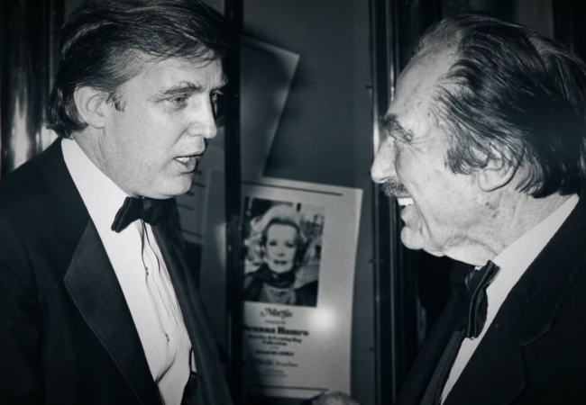 Watch FREE Online NOW Documentary Short Film THE FAMILY BUSINESS: TRUMP AND TAXES