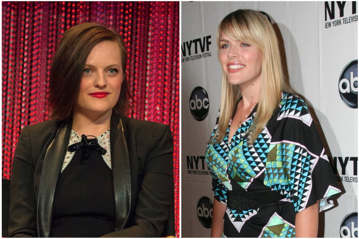 Elisabeth Moss, Busy Philipps