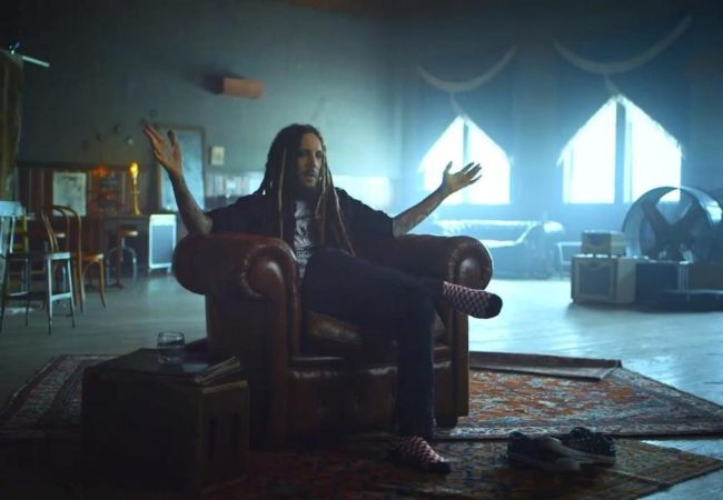 "KORN'S BRIAN ""HEAD"" WELCH: LOUD KRAZY LOVE"