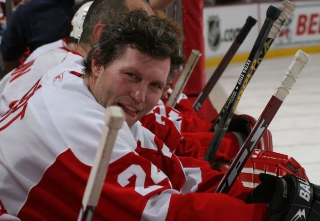 Watch Trailer for TOUGH GUY : THE BOB PROBERT STORY, Documentary on Late Hockey Player