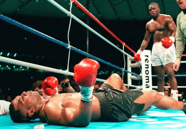 "ESPN Films Next 30 for 30 is ""42 to 1"" on Buster Douglas 1990 Victory Over Mike Tyson"