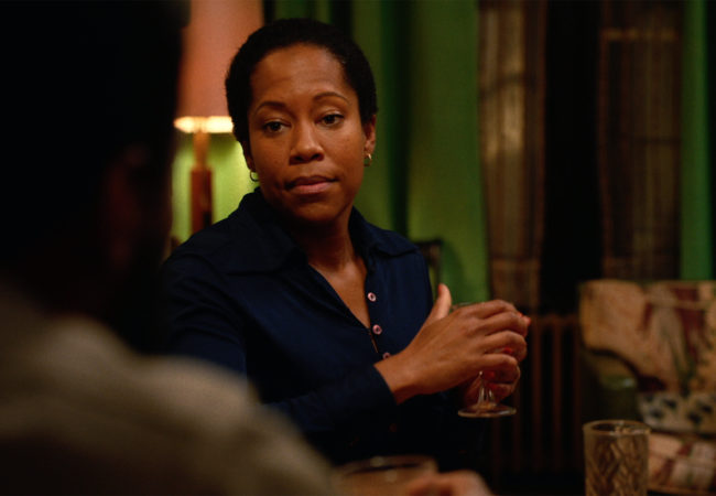 Regina King in If Beale Street Could Talk [Credit: Annapurna Pictures]