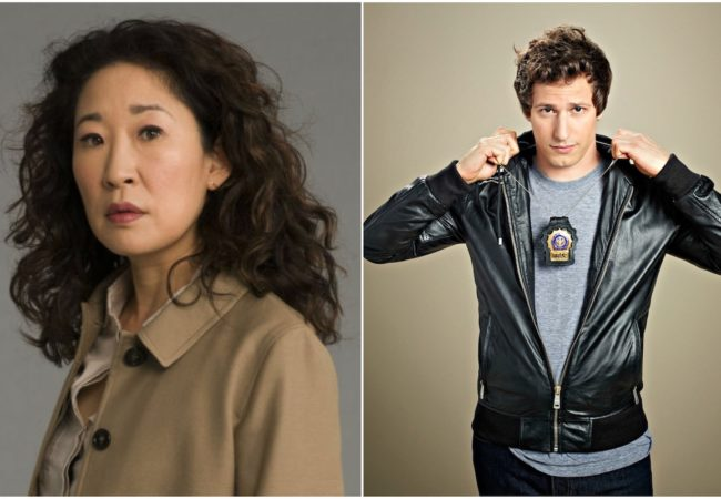 Sandra Oh and Andy Samberg to Co-Hosts 76th Golden Globe Awards