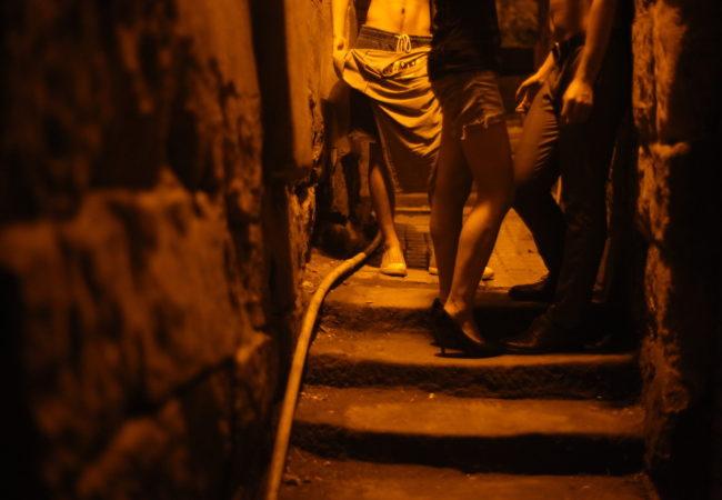 YE (The Night). Regie/director: Zhou Hao. © Zhou Hao