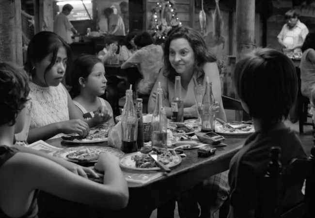 ROMA, winner of Academy Award for Best Foreign Language Film (2018)