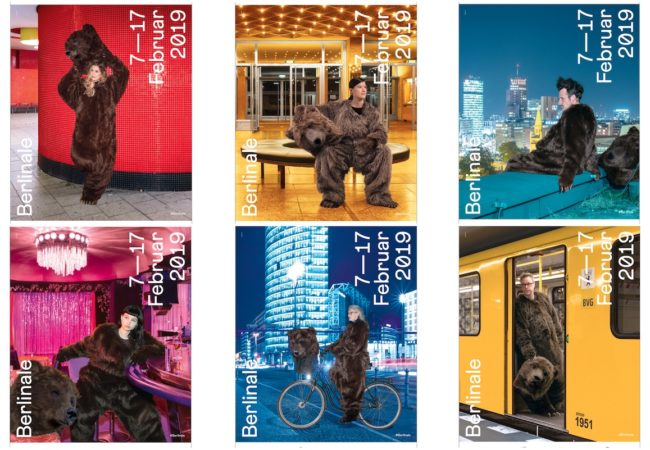 Berlin International Film Festival Unveils 2019 Posters