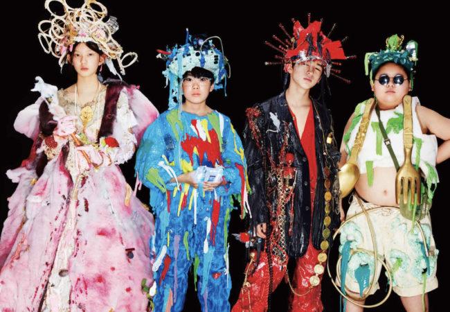 "Sena Nakashima, Keita Ninomiya, Mondo Okumura, Satoshi Mizuno.  We Are Little Zombies. Regie/director: Makato Nagahisa. Foto/photo: © 2019 ""WE ARE LITTLE ZOMBIES"" FILM PARTNERS"