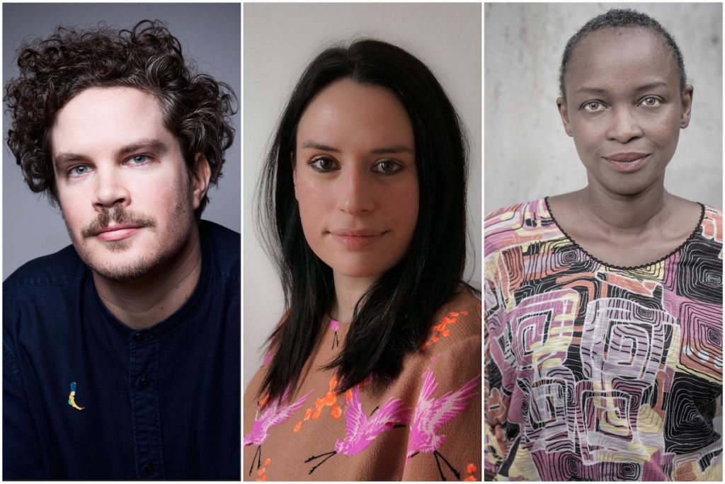 Berlin International Film Festival - International Short Film Jury 2019: Jeffrey Bowers, Vanja Kaludjercic and Koyo Kouoh