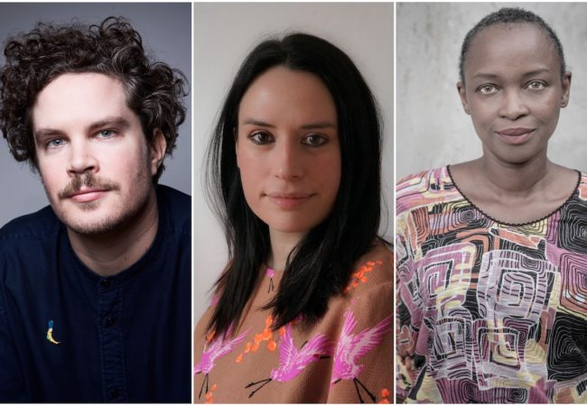 Berlin International Film Festival - International Short Film Jury 2019: Jeffrey Bowers, Vanja Kaludjercic and Koyo Kouoh,