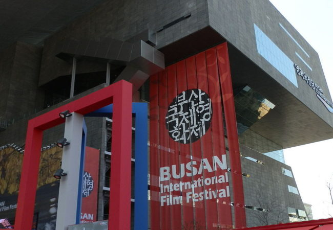 Busan International Film Festival 2020 Downsized and Postponed 2 Weeks
