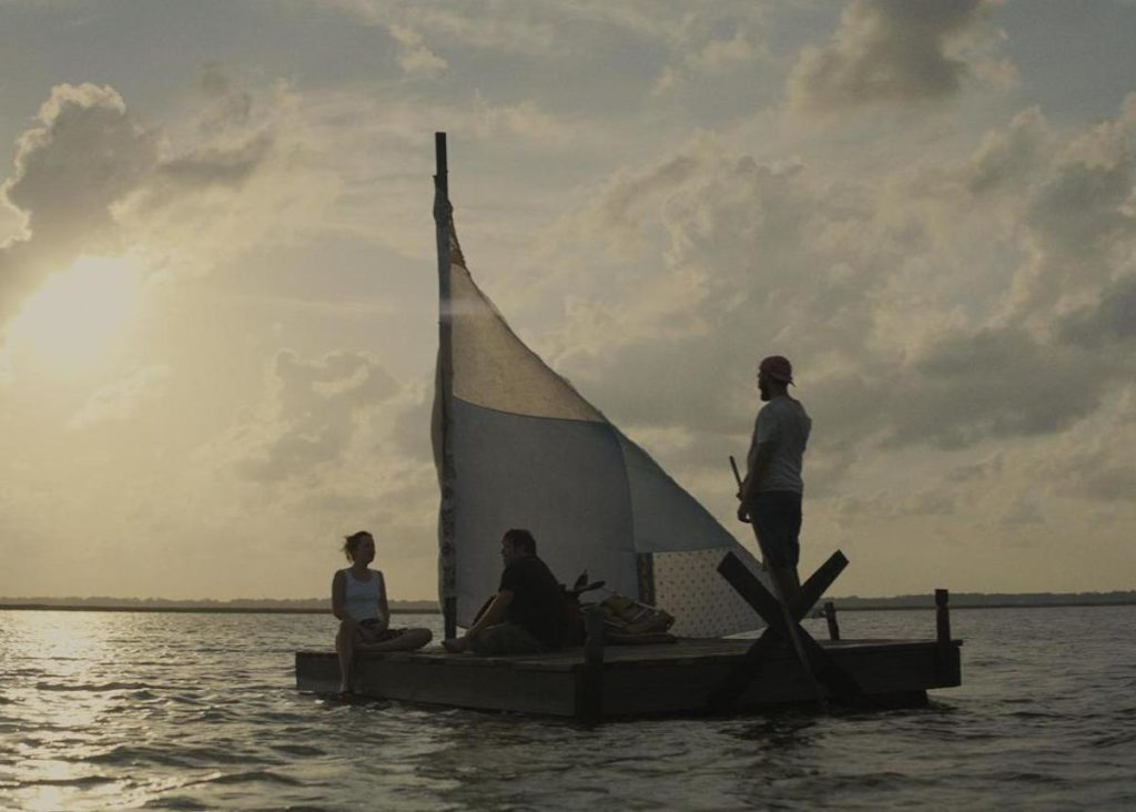 The Peanut Butter Falcon directed by Tyler Nilson, Michael Schwartz
