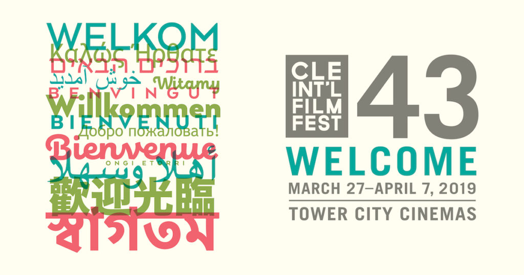 43rd Cleveland International Film Festival Poster