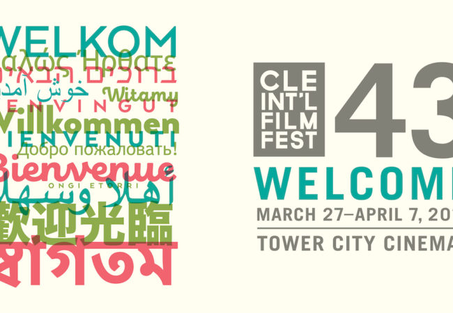 Cleveland International Film Festival Unveils 2019 Poster and Marketing Campaign