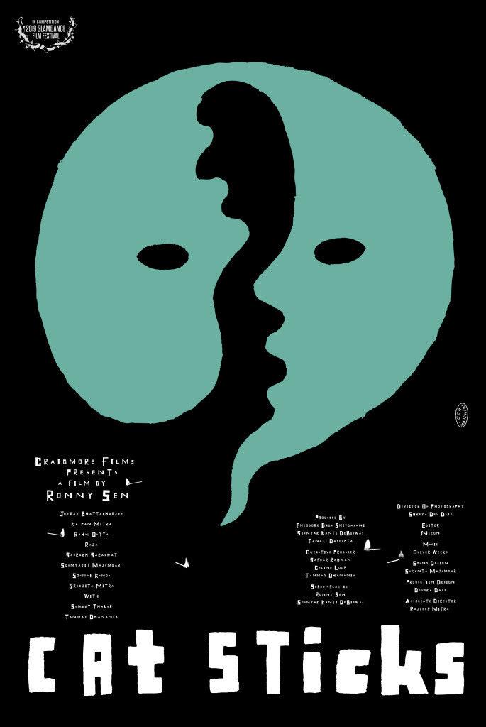 Ronny Sen's Cat Sticks Movie Poster