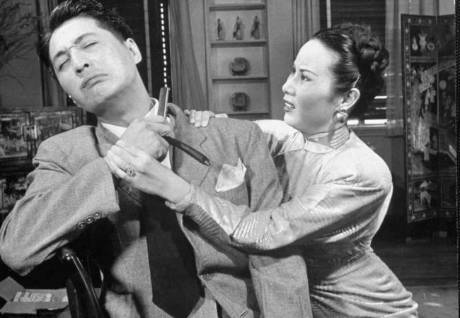 Li Lihua in Barber Takes a Wife (1947)