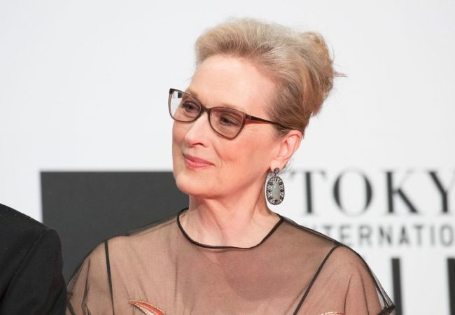 "Meryl Streep appears in This Changes Everything (Meryl Streep from ""Florence Foster Jenkins"" at Opening Ceremony of the 2016 Tokyo International Film Festival)"