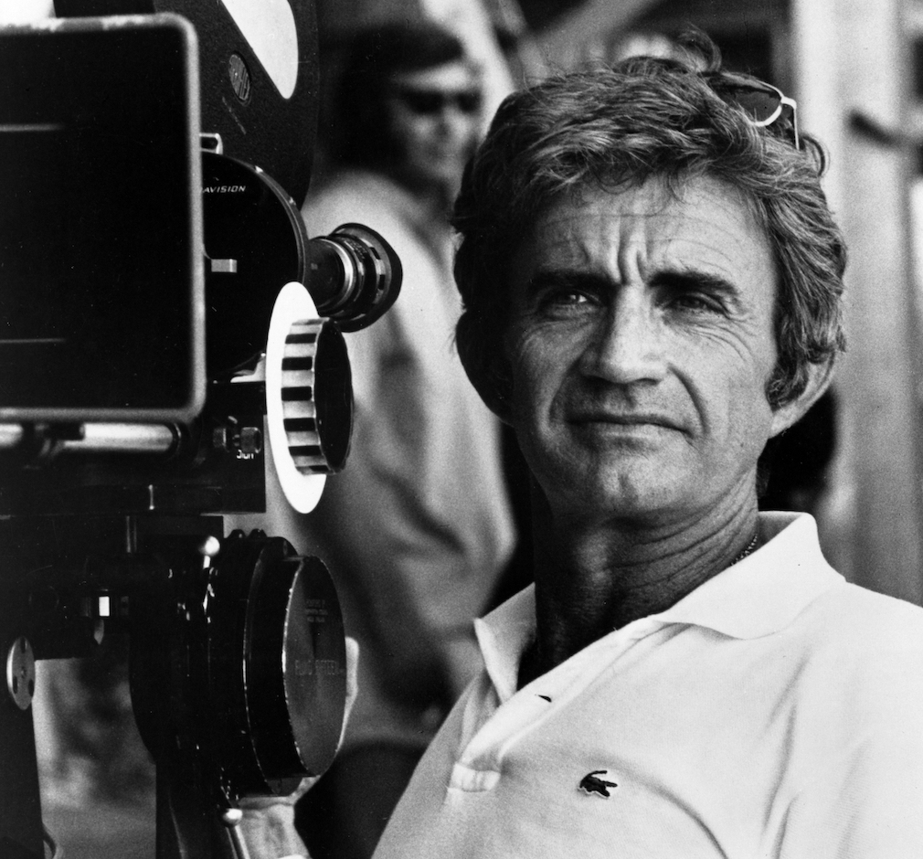 Blake Edwards during the production of THE TAMARIND SEED, 1974.