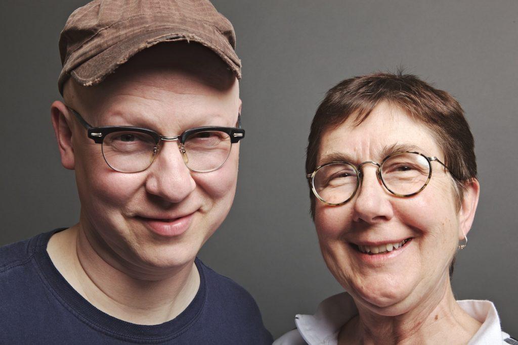 Steven Bognar, Julia Reichert. Photo by Leon Godwin