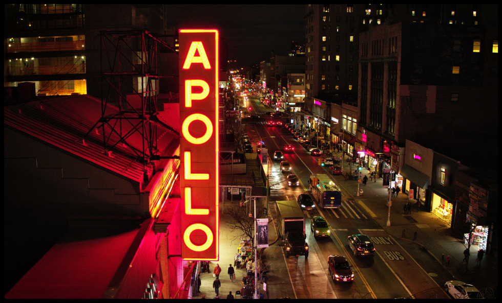 The Apollo documentary