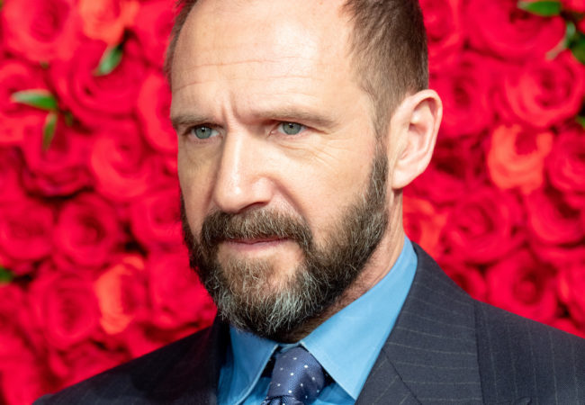 "Ralph Fiennes from ""The White Crow"" at Opening Ceremony of the Tokyo International Film Festival 2018"