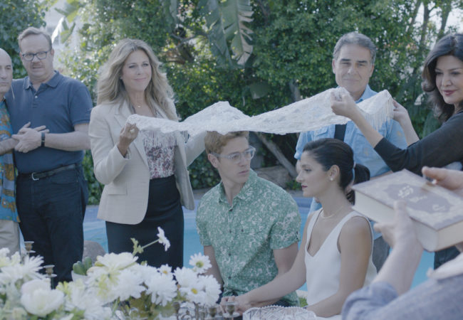 SIMPLE WEDDING Directed by Sara Zandieh