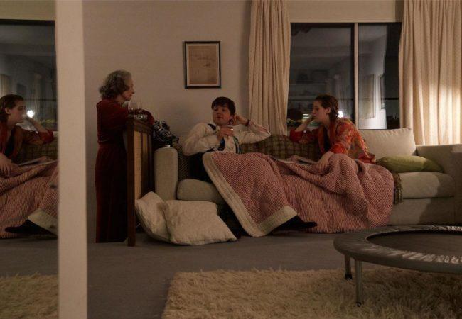The Souvenir directed by Joanna Hogg