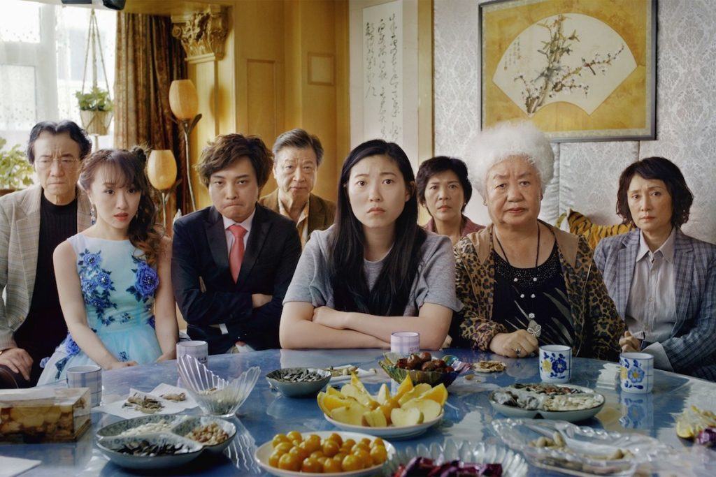 The Farewell directed by Lulu Wang