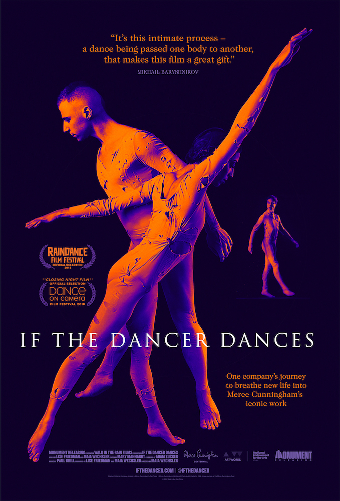 If the Dancer Dances Movie Poster