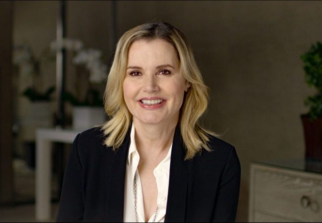 THIS CHANGES EVERYTHING, Geena Davis