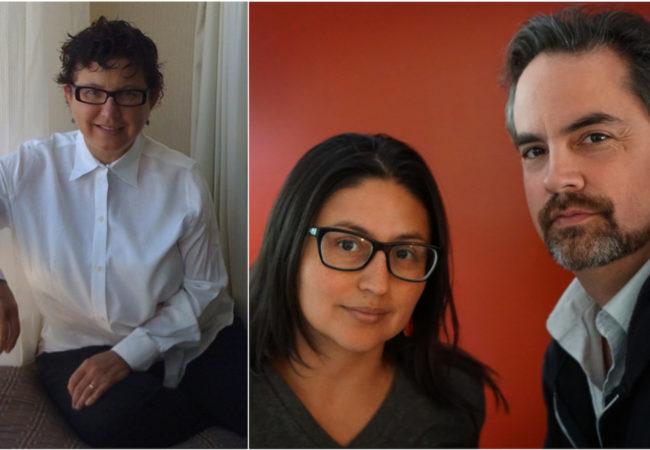 B. Ruby Rich; THE INFILTRATORS Alex Rivera and Cristina Ibarra