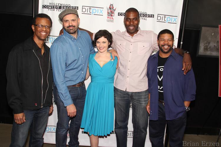 Hollywood Comedy Shorts Film Festival (HCSFF)