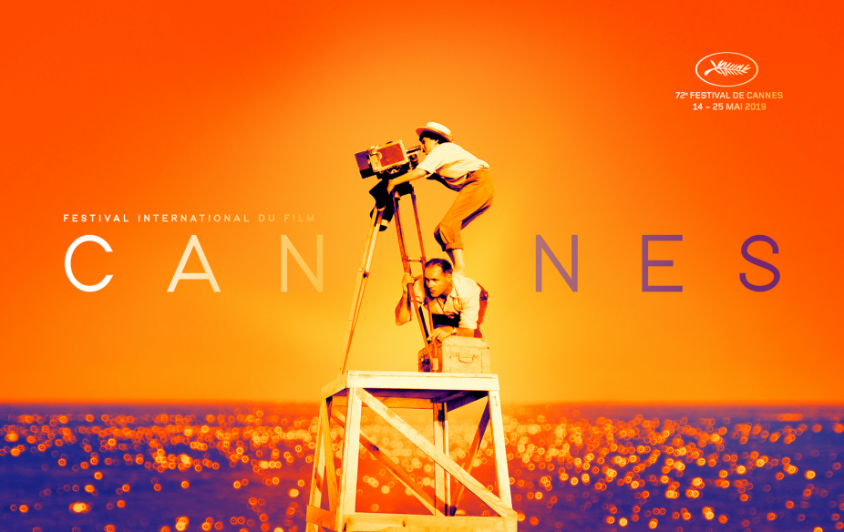 2019 Cannes Film Festival Poster with Agnès Varda