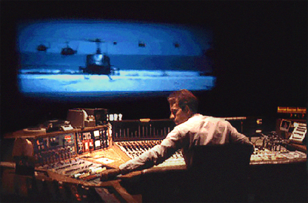 MAKING WAVES: THE ART OF CINEMATIC SOUND - sound designer Walter Murch.