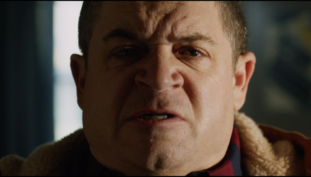 Adams starring Patton Oswalt
