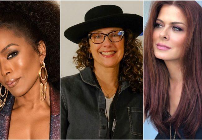 Angela Bassett, Rebecca Miller, Debra Messing