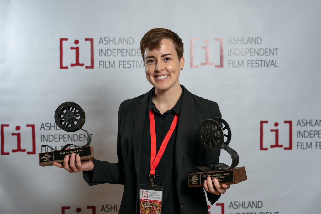 2019 Ashland Independent Film Festival Winner of BEST NARRATIVE SHORT
